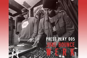 PRESS PLAY 005 – Juke Bounce Werk : Fresh Bread Mix