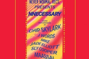 Never Normal Records Presents: 'NNECESSARY' In Brooklyn